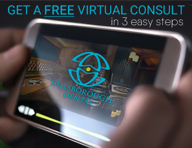 Virtual Consultation From Hillsborough Dental