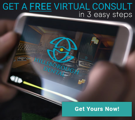 Virtual Consultation at Hillsborough Dental